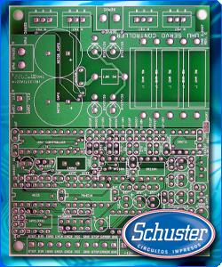 circuitos impresos con antisolder